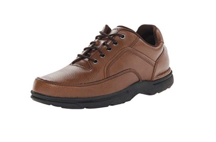 Rockport Men's Ridgefield Eureka Walking Shoes Review