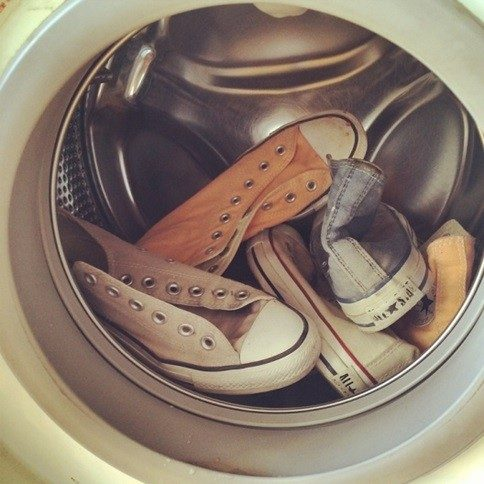 How To Wash Shoes In Washing Machine